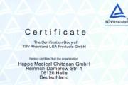 HMC erfolgreiches TÜV - Audit