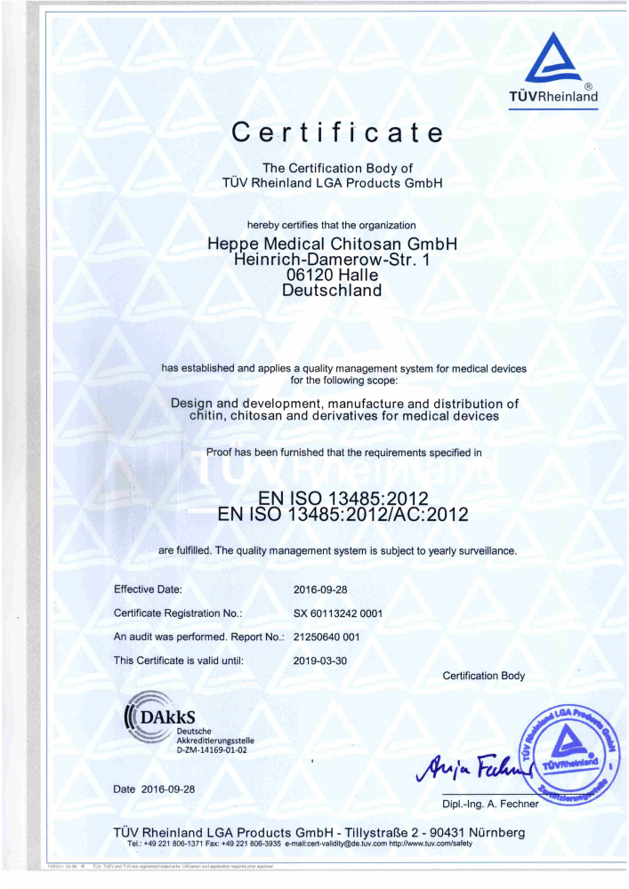 tüv hmc iso13485 1english